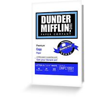 Dunder Mifflin Paper Company - Ream Packaging Greeting Card