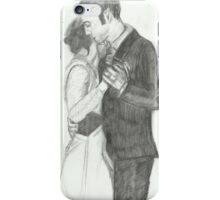 The First Dance iPhone Case/Skin