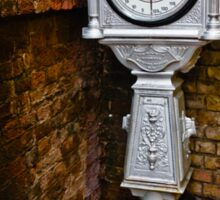 Victorian Weighing Scales Sticker