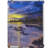 Low Tide Sunset iPad Case/Skin