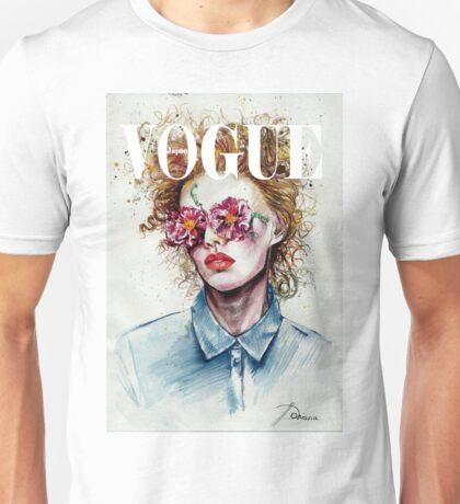 vogue cover Unisex T-Shirt