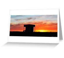 mcglashan's paddock Greeting Card