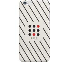 21p stripes iPhone Case/Skin