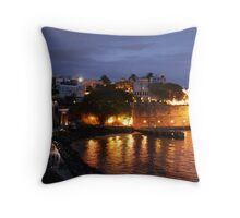 La Puerta De San Juan Throw Pillow