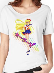 Sailor V Women's Relaxed Fit T-Shirt