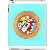 Vintage Caravan Collection iPad Case/Skin