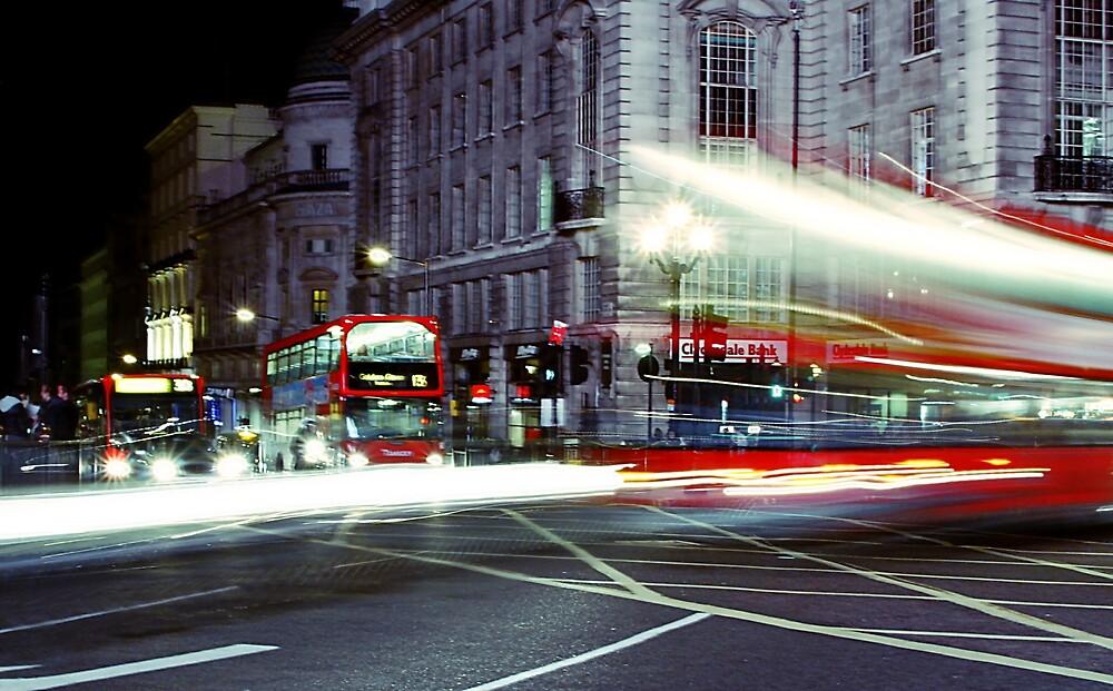 London Night Bus by doug88888