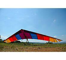 para glide Photographic Print