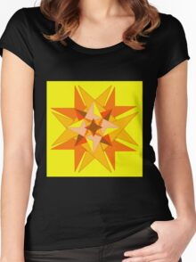 More Peach Melba Toast Women's Fitted Scoop T-Shirt