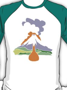 Mt. Volcano T-Shirt