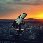 Sunny Paris by JurrPhotography