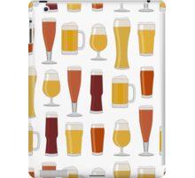 Beer Glasses iPad Case/Skin