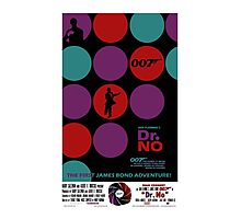 Dr. No Photographic Print