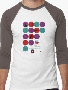 Dr. No Men's Baseball ¾ T-Shirt