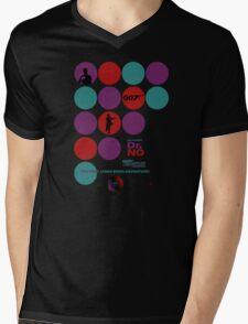 Dr. No Mens V-Neck T-Shirt