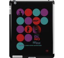 Dr. No iPad Case/Skin