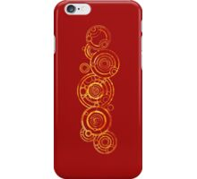 Doctor Who - The Doctor's name in Gallifreyan #2bis iPhone Case/Skin