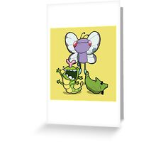 Number 10, 11 and 12! Greeting Card