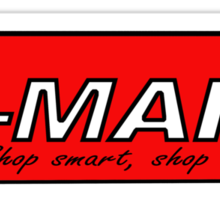 S-Mart Special Deal of the Day Sticker