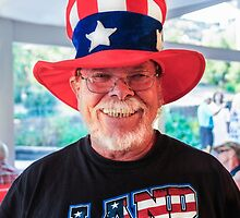 UNCLE SAM CELEBRATES! by heatherfriedman