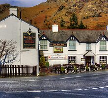 Black Bull Inn, Coniston by Tom Gomez