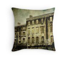 Near St Pancras Throw Pillow