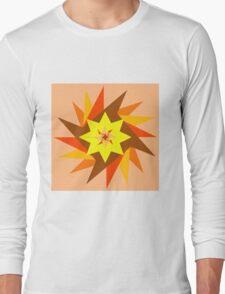 Starring Peach Cobbler Long Sleeve T-Shirt