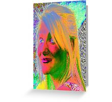 Do You Dream in Colour Greeting Card