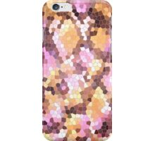 Summer Flower Mosaic iPhone Case/Skin