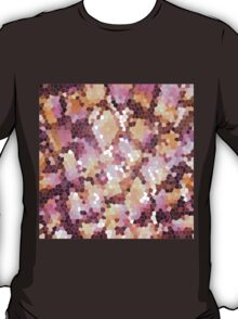 Summer Flower Mosaic T-Shirt