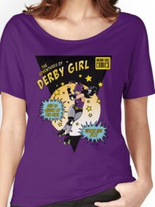 The Adventures of Derby Girl Women's Relaxed Fit T-Shirt