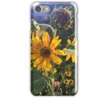 Sunflower paradise iPhone Case/Skin