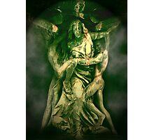 Bajnotti Fountain-The Struggle of Life Photographic Print
