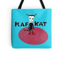 Kafka Cat Metamorphosis Tote Bag