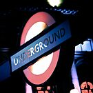 London Underground sign by doug88888