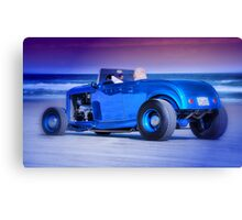 Cool cruiser, cooler dude. Canvas Print