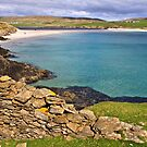 St Ninians Isle at springtime by Shaun Whiteman