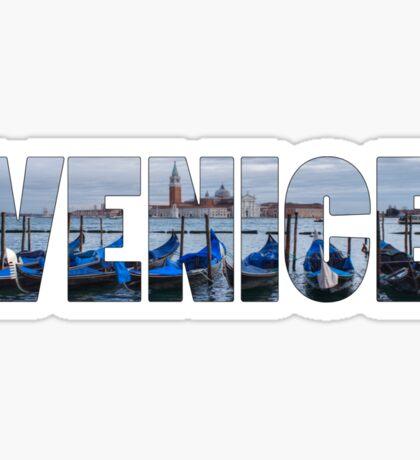 Venice Italy Sticker