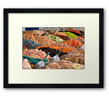 Pick n Mix Framed Print