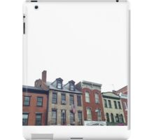 georgetown, dc iPad Case/Skin