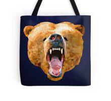 Poly Bear Tote Bag