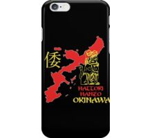 Hattori Hanzo, Okinawa, Kill Bill,  iPhone Case/Skin