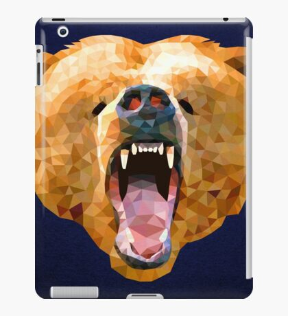 Poly Bear iPad Case/Skin
