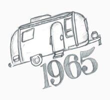 1965 Airstream Kids Tee