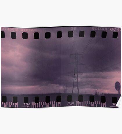 Bristol Pylons Poster