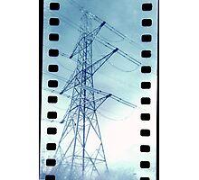 Bristol Pylon Photographic Print