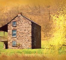 OldHouse by EMBlairArtwork