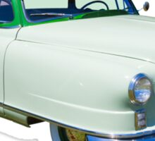 1950 Nash Ambassador Antique Car Sticker
