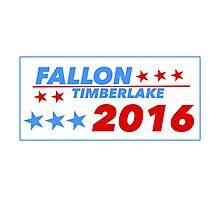 Fallon/Timberlake 2016 Photographic Print