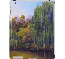 Weeping Willow Creek iPad Case/Skin